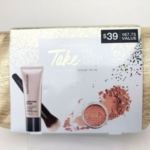 bareMinerals Take Me Kit TAN 07 3 PC Complex Resc